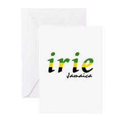 irie Jamaica Greeting Cards (Pk of 20)