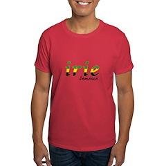 irie Jamaica Dark T-Shirt
