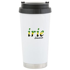 irie Jamaica Stainless Steel Travel Mug