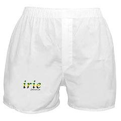 irie Jamaica Boxer Shorts