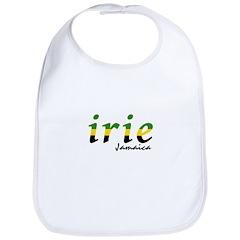 irie Jamaica Bib
