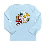 Miquiztli Long Sleeve Infant T-Shirt