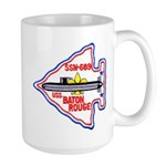 USS BATON ROUGE Large Mug