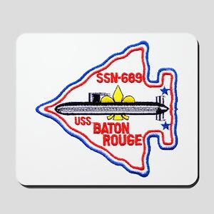 USS BATON ROUGE Mousepad