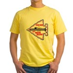 USS BATON ROUGE Yellow T-Shirt