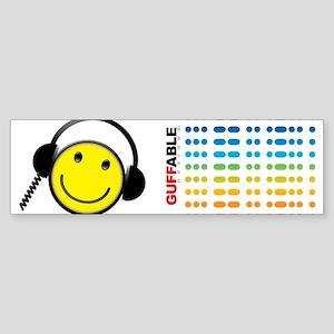Morse Code - SMILE Sticker (Bumper)