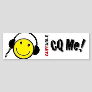 CQ Me! Sticker (Bumper)