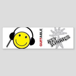 KEY JUNKIES Sticker (Bumper)