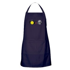 KEY JUNKIES Apron (dark)