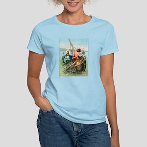 Jesus Fishing T-Shirt