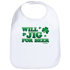 Will Jig For Beer! Bib