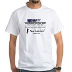 John Allaire White T-Shirt
