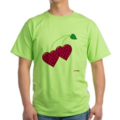 Valentine's Day Cherries T-Shirt