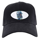 Mythological Warriors Black Cap
