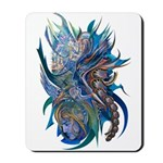 Mythological Warriors Mousepad
