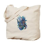 Mythological Warriors Tote Bag