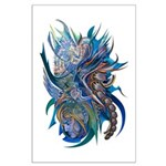 Mythological Warriors Large Poster