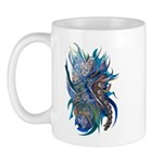 Mythological Warriors Mug