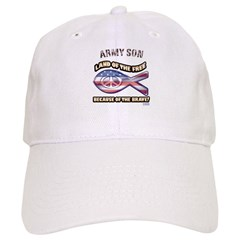 Army Son Baseball Cap