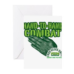 Hand-To-Hand Greeting Cards (Pk of 20)