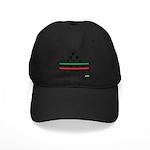 FROG eyechart Black Cap