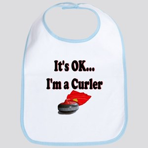 It's Ok...I'm a Curler Bib