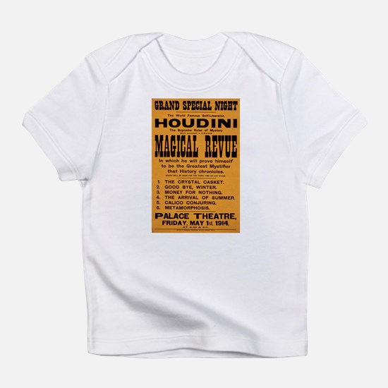Houdini Magical Revue Infant T-Shirt