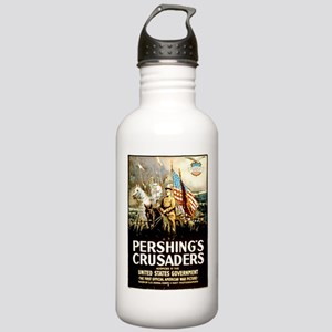 Pershing's Crusaders Stainless Water Bottle 1.0L