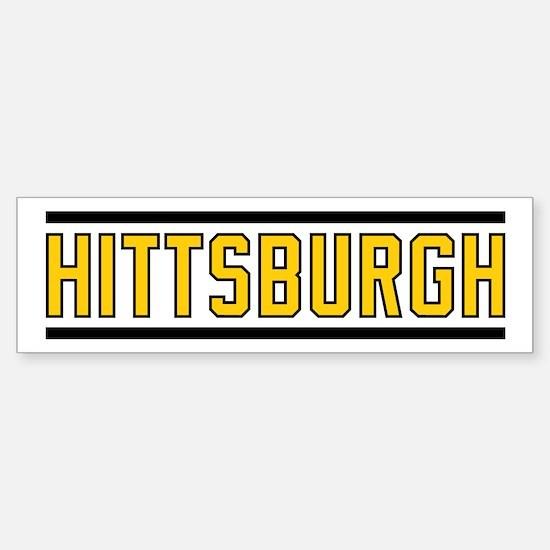 Hittsburgh 7 Sticker (Bumper)