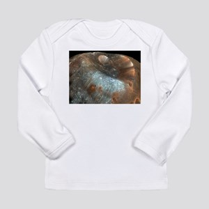 Stickney Crater Long Sleeve Infant T-Shirt