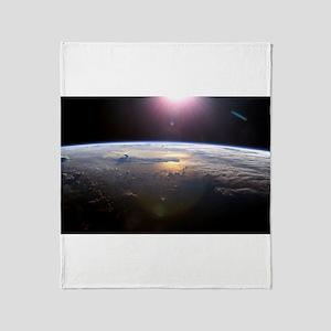 Yuri's Planet Throw Blanket