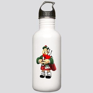 Bagpipes Stainless Water Bottle 1.0L