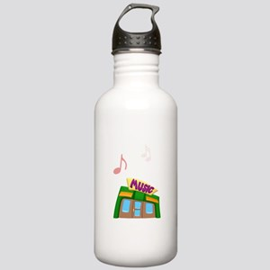 Music Store Stainless Water Bottle 1.0L