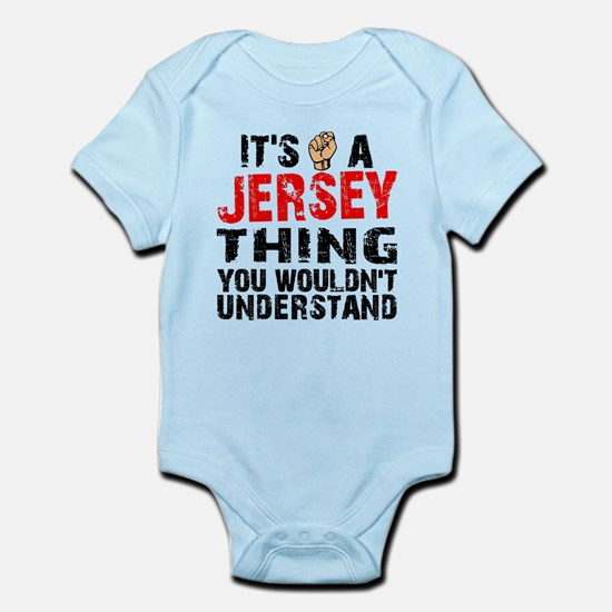 Jersey Thing Infant Bodysuit