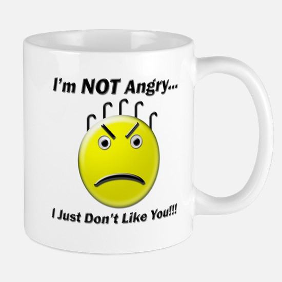I'm Not Angry.. I just Don't Mug