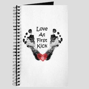 Love At First Kick Journal