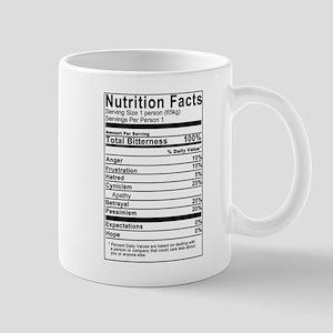 """Nutritional Bitterness"" Mug"