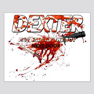 Dexter ShowTime Not Exactly T Small Poster