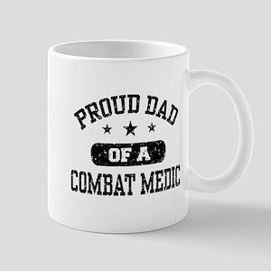 Proud Combat Medic Dad Mug