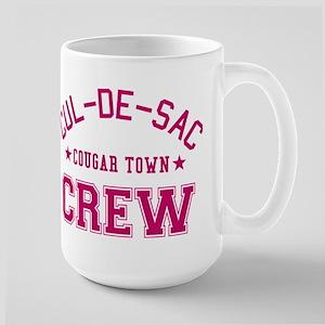 Cougar Town Large Mug
