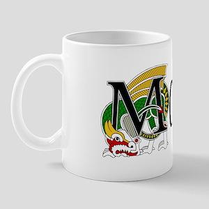 McBride Celtic Dragon Mug