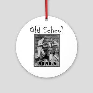 MMA MIXED MARTIAL ARTS Ornament (Round)