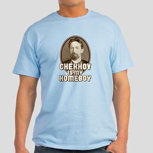 Chekhov is my Homeboy Light T-Shirt
