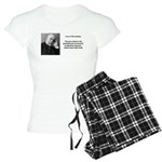 Robert Koch quote Pajamas