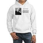 Robert Koch quote Sweatshirt