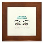 Spectrumeye Framed Tile