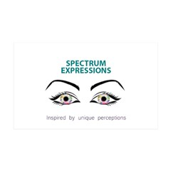 Spectrumeye Sticker Decal Wall Sticker