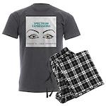 Spectrumeye Men's Charcoal Pajamas