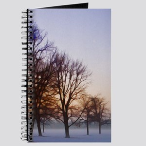 Winter's Morning Journal