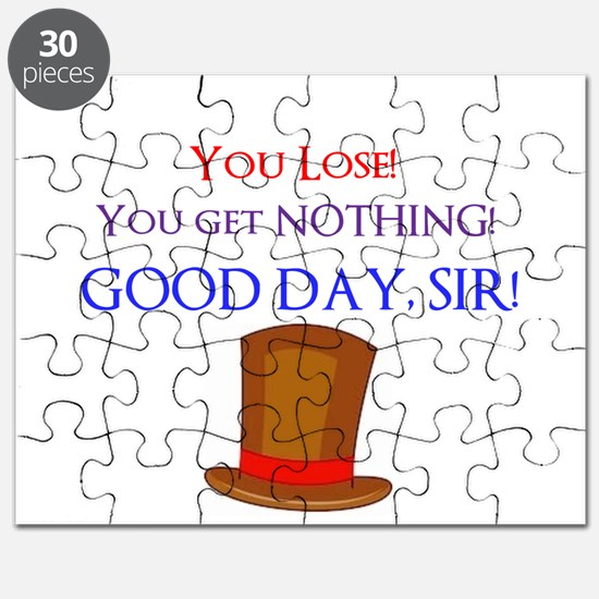Good Day, Sir! Puzzle